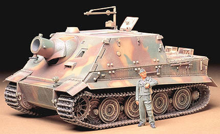 Tamiya Military 1/35 38cm Assault Mortar Sturmtiger Kit