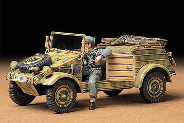 Tamiya Military 1/35 Kubelwagen Type 82 Kit