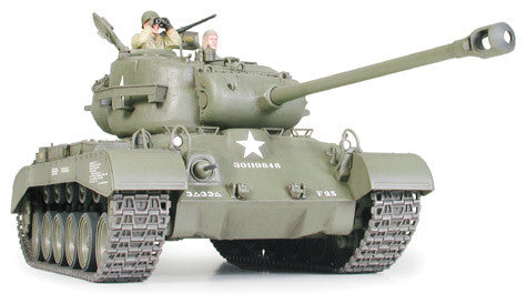 Tamiya Military 1/35 US M26 Pershing Tank Kit