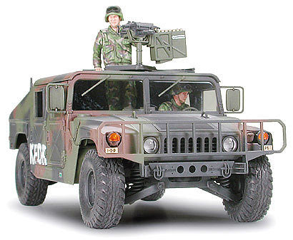 Tamiya Military 1/35 M1025 Humvee Armament Carrier Kit