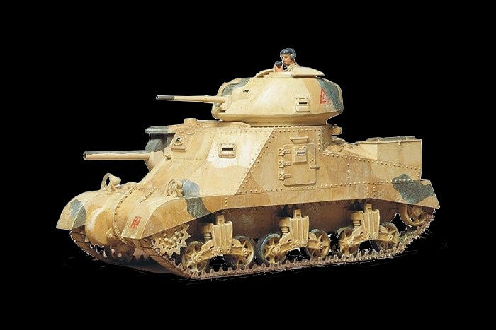 Tamiya Military 1/35 British M3 Grant Mk I Tank Kit