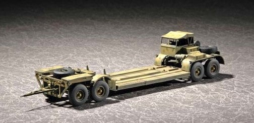 Trumpeter Military Models 1/72 German SdAh116 Trailer Kit