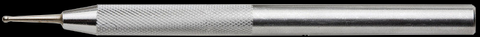 "Excel Tools 1/16"" Ball Tip Burnisher w/Aluminum Handle"