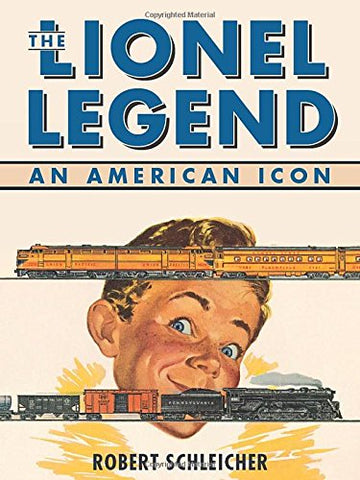 Motor Books The Lionel Legend An American Icon