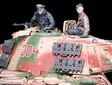 Tamiya Military 1/35 German King Tiger Ardennes Front Kit