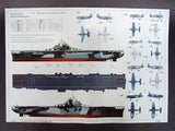 Trumpeter Ship Models 1/350 USS Franklin CV13 Aircraft Carrier 1944 Kit