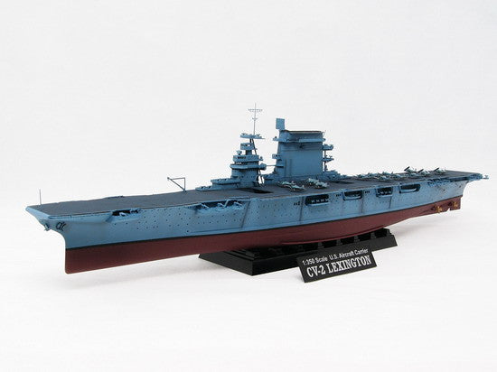 Trumpeter Ship 1/350 USS Lexington CV2 Aircraft Carrier Kit
