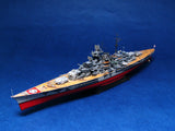 Trumpeter Ship Models 1/700 German Tirpitz Battleship 1943 Kit