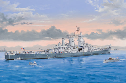Hobby Boss Model Ships 1/350 USS Guam CB-2 Kit