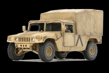 Tamiya Military 1/48 US Modern 4x4 Utility Cargo Type Vehicle Kit