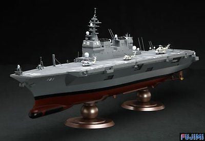 Fujimi Model Ships 1/350 JMSDF Hyuga DDH181 Class Helicopter Destroyer Kit