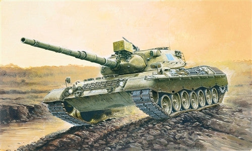 Italeri Military 1/72 Leopard 1A2 Medium Tank Kit
