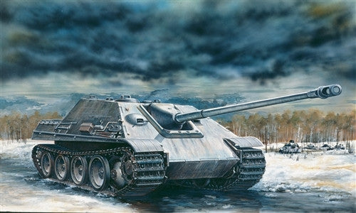 Italeri Military 1/72 SdKfz 173 Jagdpanther Tank Kit
