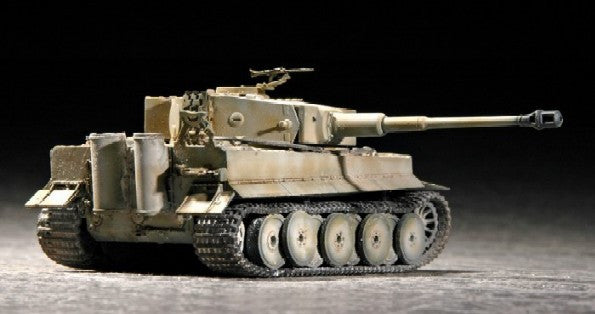 Trumpeter Military Models 1/72 German Tiger I Tank Mid Production Kit