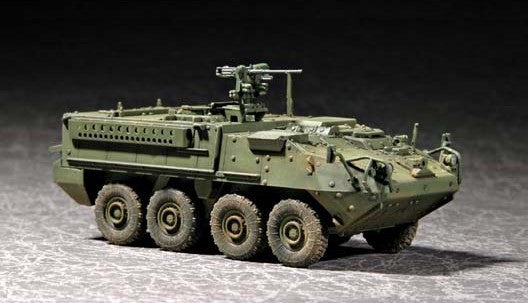 Trumpeter Military Models 1/72 Stryker ICV Light Armored Vehicle Kit
