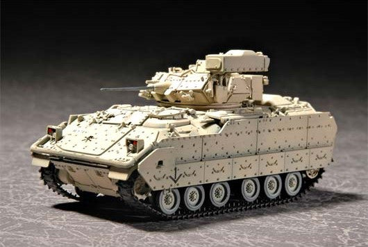 Trumpeter Military Models 1/72 M2A2 Bradley Infantry Fighting Vehicle Kit