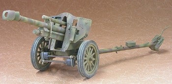 AFV Club Military 1/35 German eFH18/40 10.5cm Late Howitzer Gun Kit