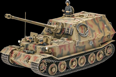 Revell Germany Military 1/35 SdKfz 184 Tank Hunter Elefant Kit