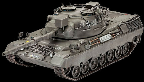 Revell Germany Military 1/35 Leopard 1A1 Tank Kit
