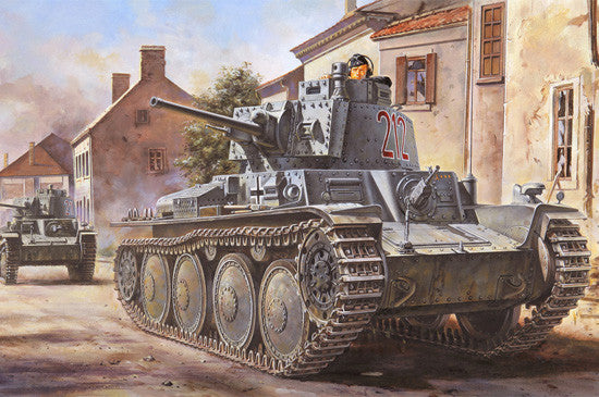 Hobby Boss Military 1/35 Panzer Bfwg.38 Ausf.B Kit