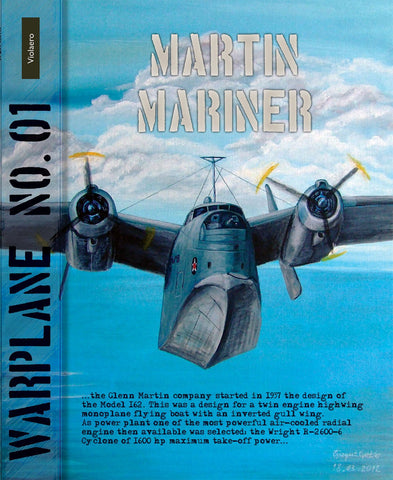 Lanasta Warplane 1: Martin Mariner