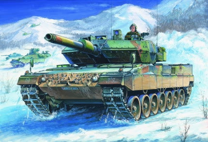 Hobby Boss Military 1/35 German Leopard 2 A5/A6 Kit