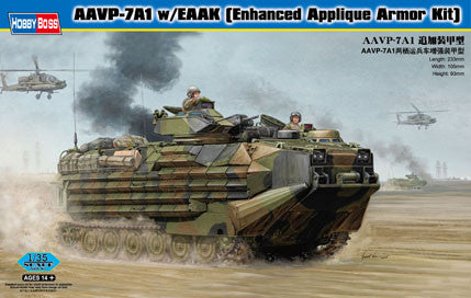 Hobby Boss Military 1/35 AAVP-7A1 Kit