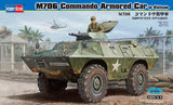 Hobby Boss Military 1/35 M706 Commando Armored Car Kit