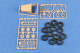 Hobby Boss Military 1/35 US White 666+ Cargo Truck Kit