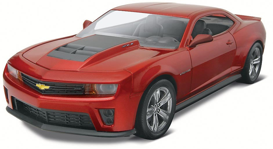 Revell-Monogram Cars 1/25 2013 Camaro ZL1 (Red) Kit