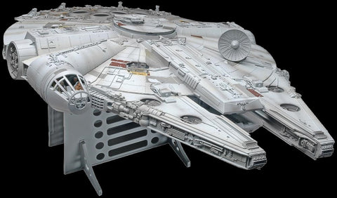 Revell-Monogram Sci-Fi 1/72 Star Wars: Millennium Falcon Master Series. A Fine Molds Model Kit