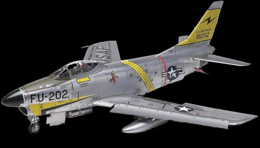 Revell-Monogram Aircraft 1/48 F86D Sabre Dog Fighter Kit