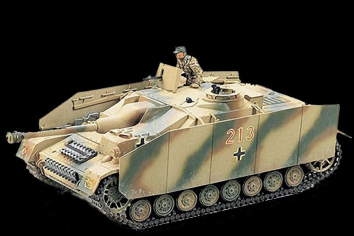 Tamiya Military 1/35 German Sturmgeschutz IV Kit
