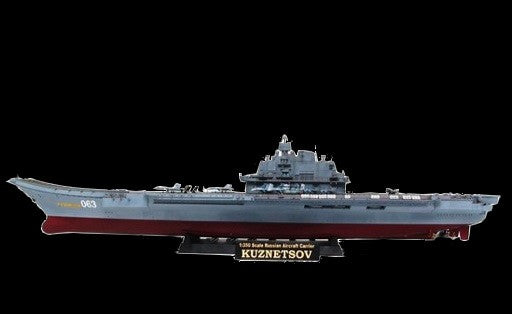 Trumpeter Ship Models 1/350 Admiral Kuznetsov Russian Aircraft Carrier Kit