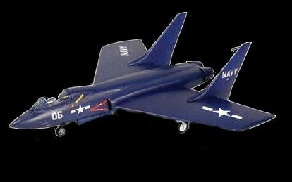 Lindberg Model Aircraft 1/48 F7U1 Cutlass USN Fighter Kit