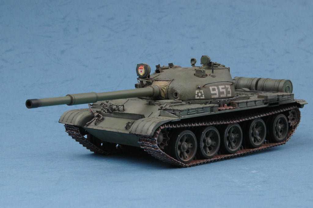Trumpeter Military Models 1/35 Russian T62 Mod 1962 Tank Kit