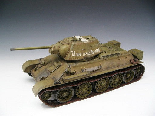 Trumpeter Military Models 1/16 Russian T34/76 Mod 1943 Tank Kit