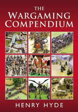 Casemate Books The Wargaming Compendium (Hardback)