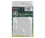 Trumpeter Tools Plastic Rings/Circles (25mm - 75mm) & Disc (1.5mm - 15mm) Set