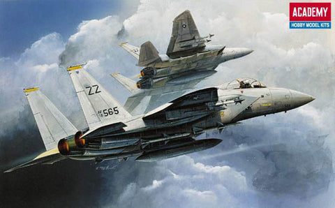 Academy Aircraft 1/144 F15 Eagle Fighter Kit