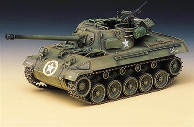 Academy Military 1/35 M18 Hellcat US Tank Kit