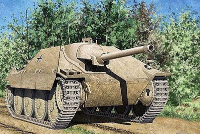 Academy Military 1/35 Jagdpanzer 38(t) Hetzer Early Version Tank Kit