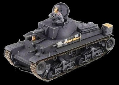 Academy Military 1/35 German PzKpfw 35(t) Light Tank Kit
