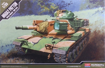 Academy Military 1/35 M60A2 US Army Patton Tank Kit