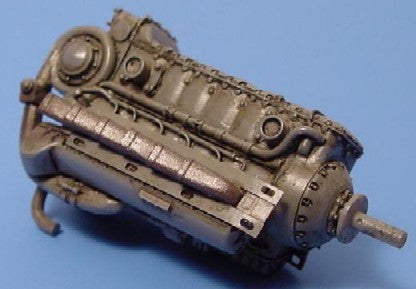 Aires Hobby Details 1/48 JUMO211 Engine