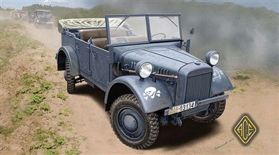 Ace Military Models 1/72 Kfz1 Le.gl. Einheits Personnel Truck Kit