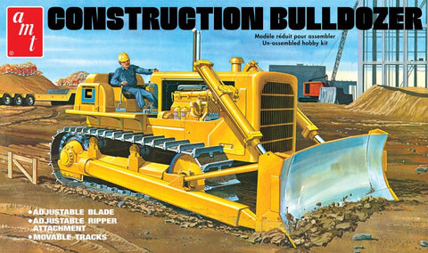 AMT 1/25 Construction Bulldozer Kit