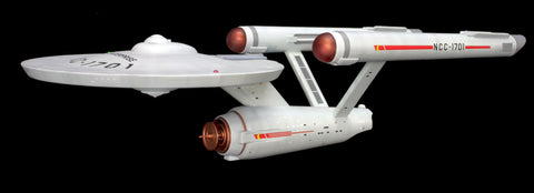 AMT Sci-Fi Models 1/650 Star Trek Classic USS Enterprise 50th Anniversary Edition Kit