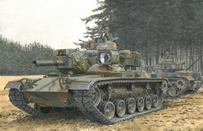 Dragon Military 1/35 M60A2 Starship Tank (New Tool) Kit