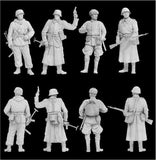 Dragon Military 1/35 Ostfront Winter Combatants 1942-43 (4) Kit